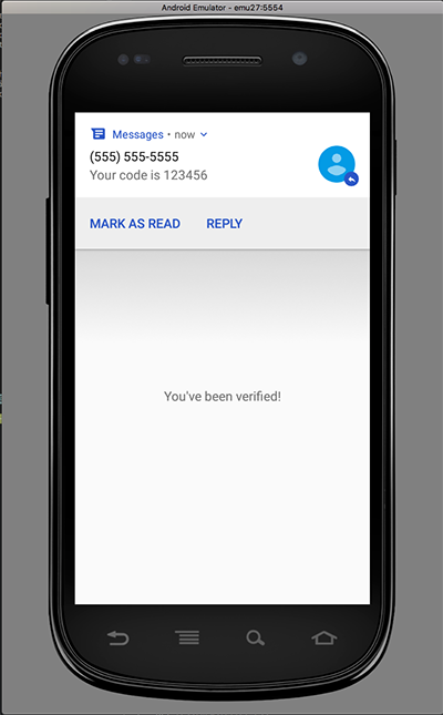 Appium Pro: Simulating SMS Messages on Android