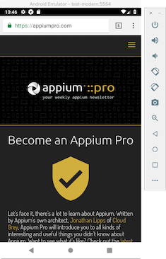 Appium Pro: What Appium Users Need to Know about Android Activities