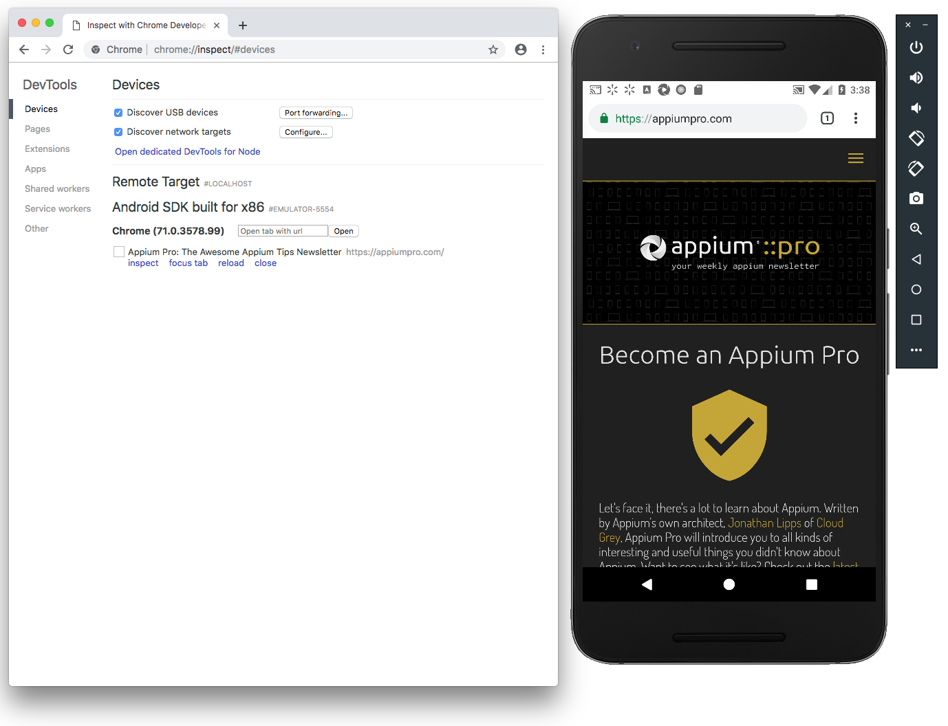 Appium Pro: How to Determine Element Locators For Mobile Web and